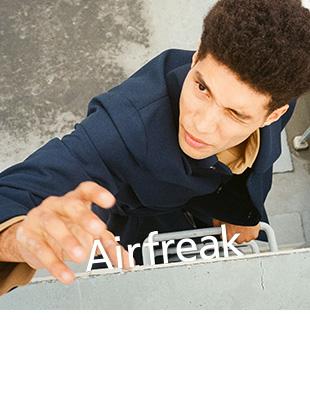 Airfreak サイトオープン