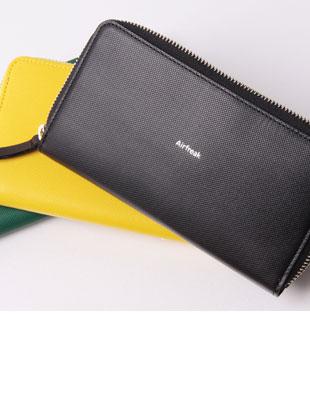 VENICE Round zip wallet