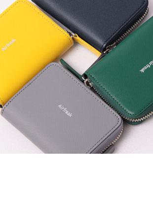 VENICE Compact zip wallet