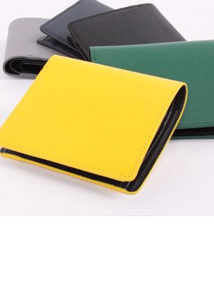 VENICE Half folded wallet